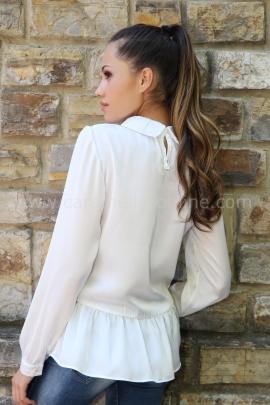 Блуза White Bless