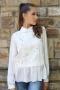 Blouse White Bless 022126 4