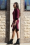 Dress Cashmere Rose 012183 3