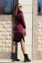 Dress Cashmere Rose 012183 4