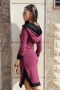 Dress Cashmere Rose 012183 2