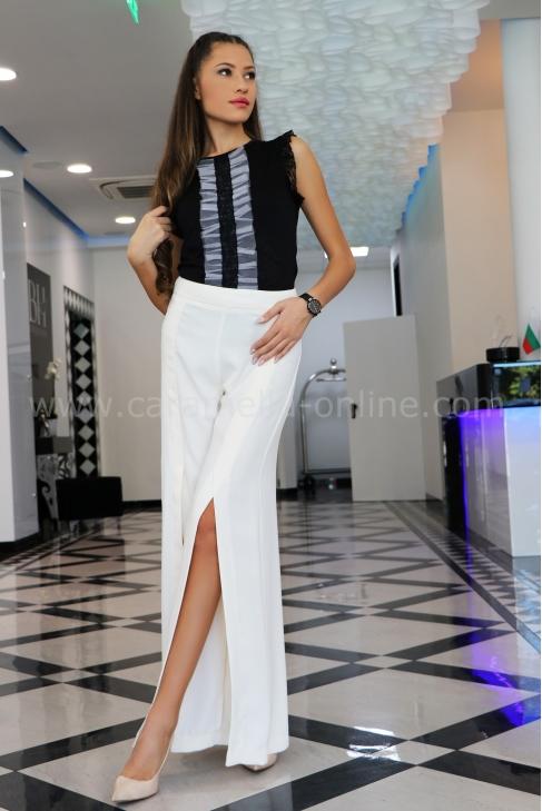 Pants Ecru Style 032027