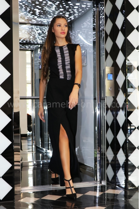 Pants Style Black 032028