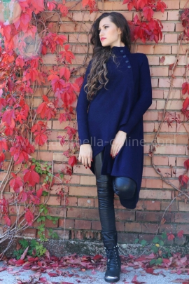 Waistcoats Blue Ann