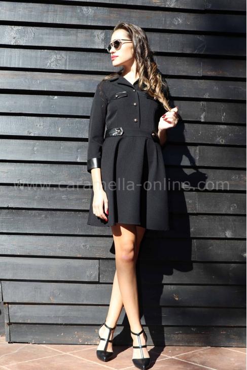 Рокля Love Black 012195