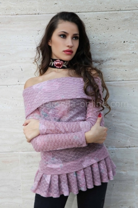 Блуза Cashmere Rose