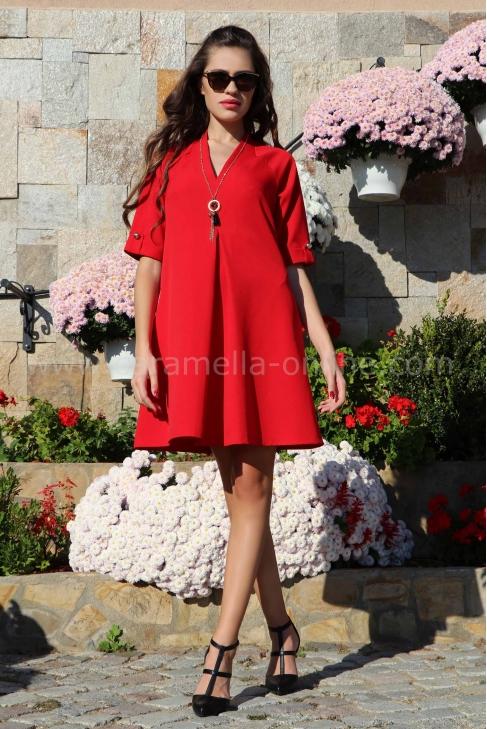 Рокля Red Passion 012190