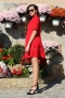 Dress Red Passion 012190 4