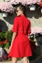 Dress Red Passion 012190 2