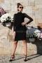 Dress Black Style 012191 3