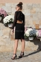 Dress Black Style 012191 5