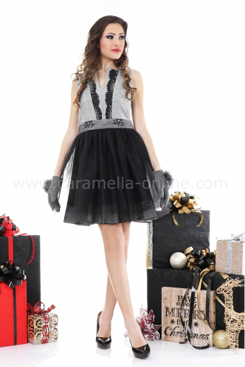 Dress Winter Queen 012198