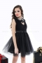 Dress Black Princess 012199 3