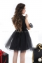 Dress Black Princess 012199 4