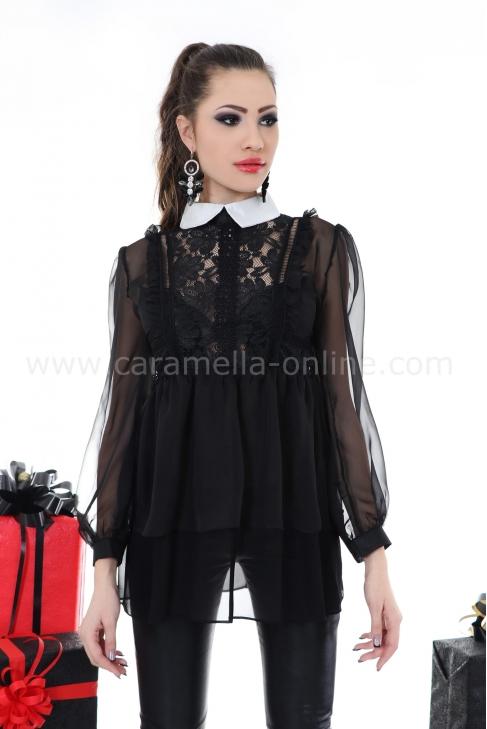 Блуза Black Fancy 022138
