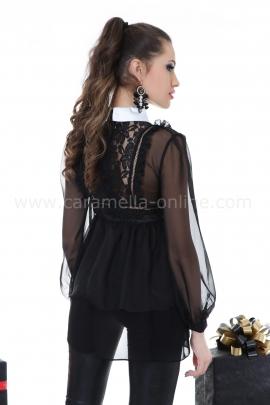 Блуза Black Fancy