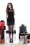 Dress Silhouette 012206 7