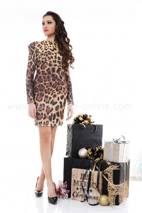 Dress Leopard 012207