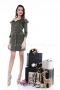 Dress Military Balmain 012208 3
