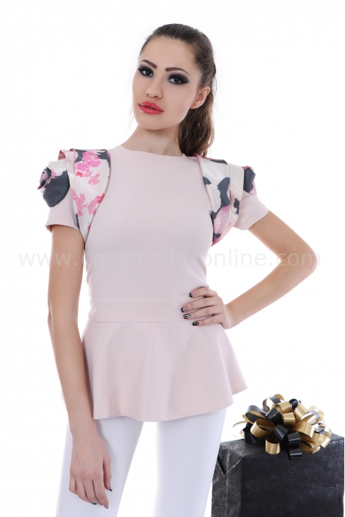 Top Rose Cream 022144