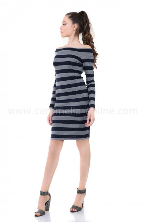 Dress Bless Blue 012222