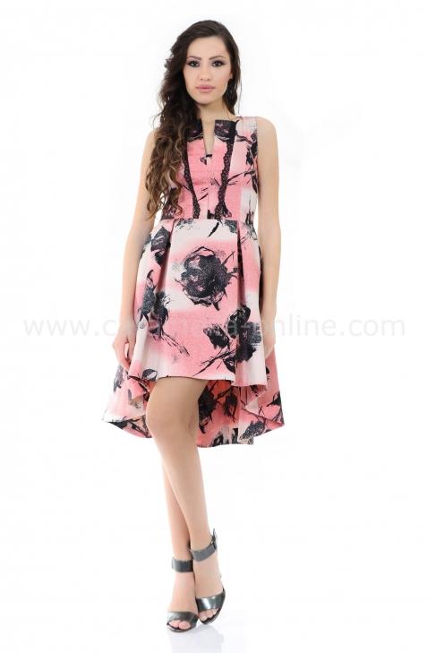 Рокля Vivi Rose 012226