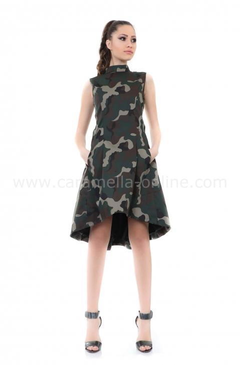Dress Military Didi 012227