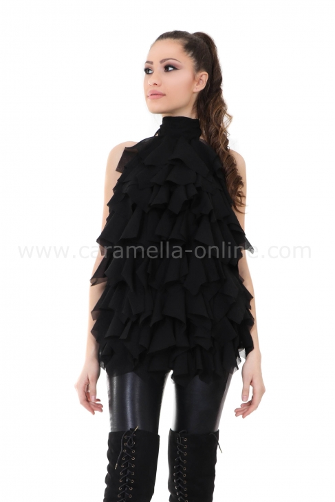 Top Black bubble 022151