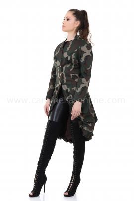 Шлифер Military Woman