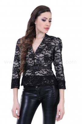 Blazer Lace Fashion