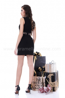 Dress Black Mistic