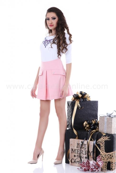 Skirt Pink Cashmere Daimond 032029