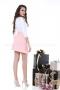 Skirt Pink Cashmere Daimond 032029 5