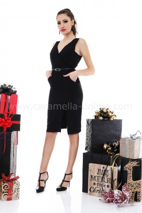 Dress Black Style 012205