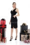 Dress Black Style 012205 3