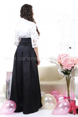 Рокля Black & White