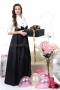 Рокля Black & White 012239 6