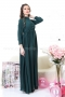 Dress Emerald Green 012241 4