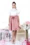 Skirt Pink Butterfly 032034 3