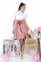 Skirt Pink Butterfly 032034 1