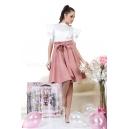 Skirt Pink Butterfly