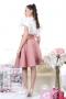 Skirt Pink Butterfly 032034 5