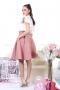 Skirt Pink Butterfly 032034 2