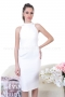 Dress White Chic 012249 3