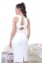 Dress White Chic 012249 4