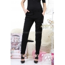 Pants Casual Black
