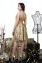 Dress Gold 012251 2