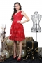 Рокля Red Bianchi 012252 1