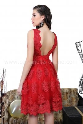 Dress Red Bianchi