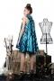 Рокля Zebra Blue 012253 3